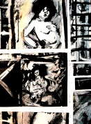 Mixtape #1, Jacques Cauda en couverture de Bloganozart n°2