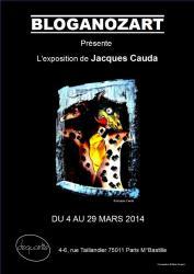 Affiche Jacques Cauda