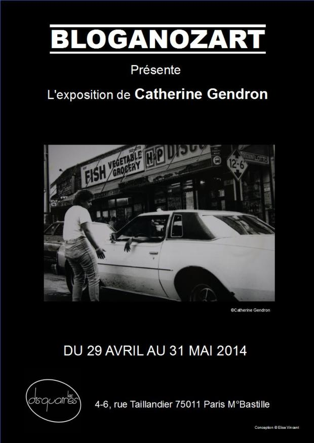 Affiche Catherine Gendron