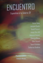 Catalogue Encuentro (2014). Couverture d'Elise Vincent