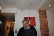 Jacques Cauda à la Galerie 3F (2014)